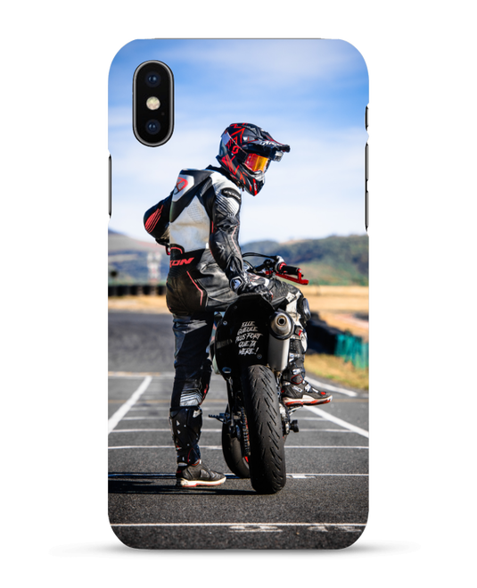 coque iphone x motorsport
