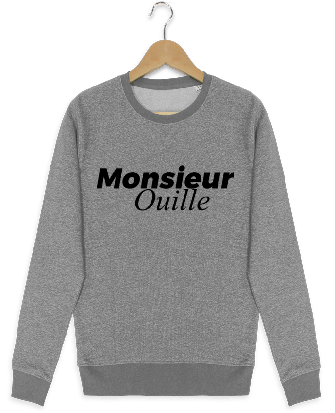 Sweat Col Rond Stella Seeks Monsieur Ouille par tunetoo