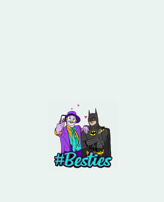 Sac en Toile Coton #Besties Batman par Nick cocozza