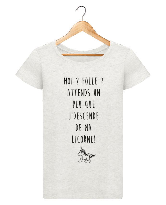 tee shirt femme licorne