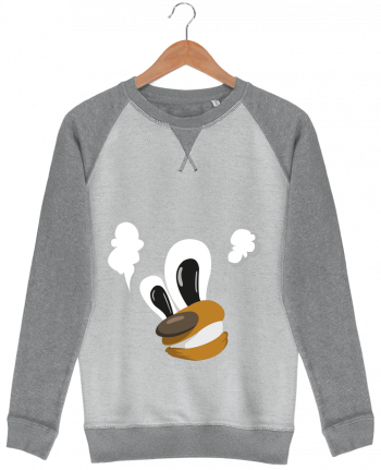 Sweat French Terry Crazy Cartoon par Mo'Art