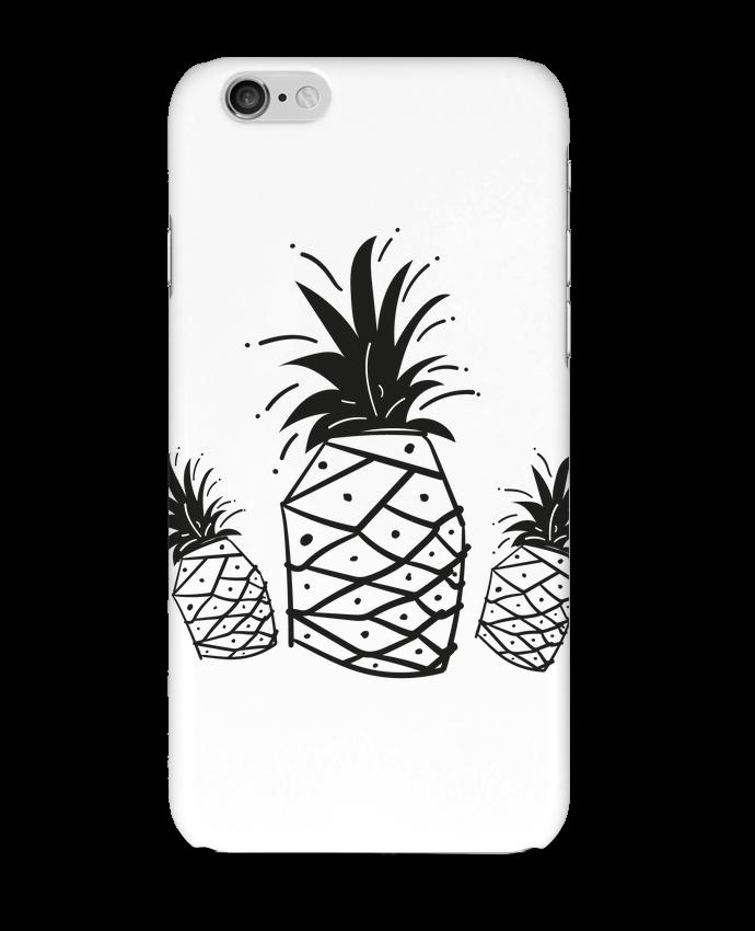 coque 3d iphone 6 crazy pineapple id u00c9 u0026 39 in