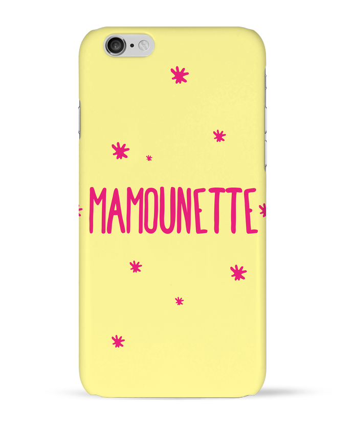 Coque 3D Iphone 6 Mamounette par tunetoo