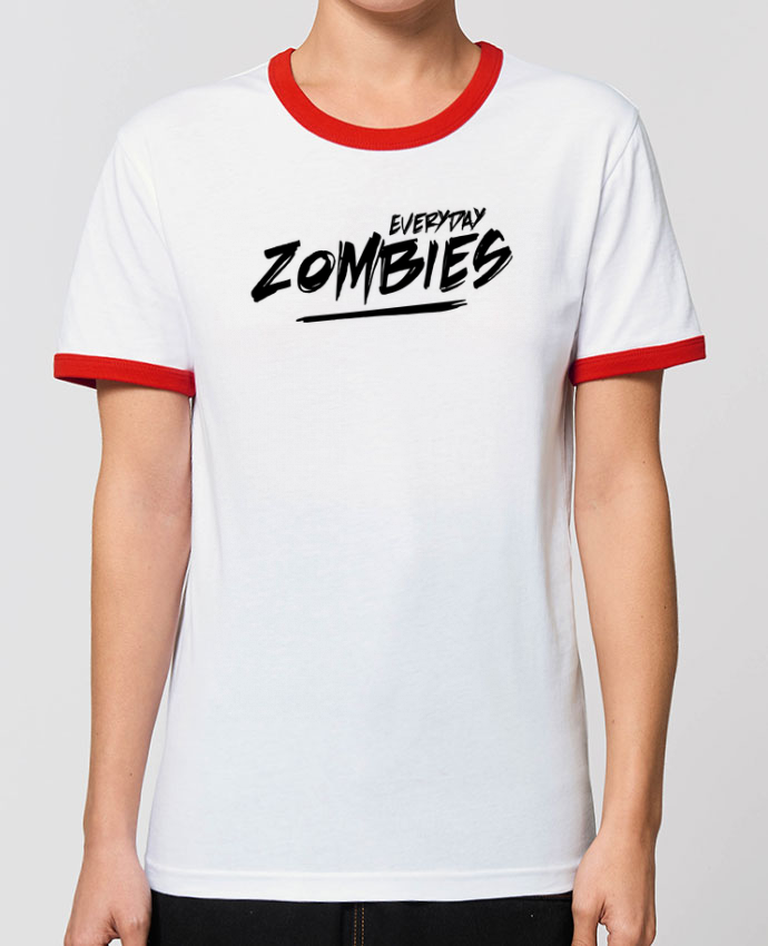 T-shirt Everyday Zombies partunetoo