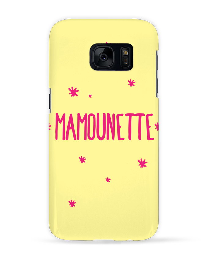 Coque 3D Samsung Galaxy S7 Mamounette par tunetoo