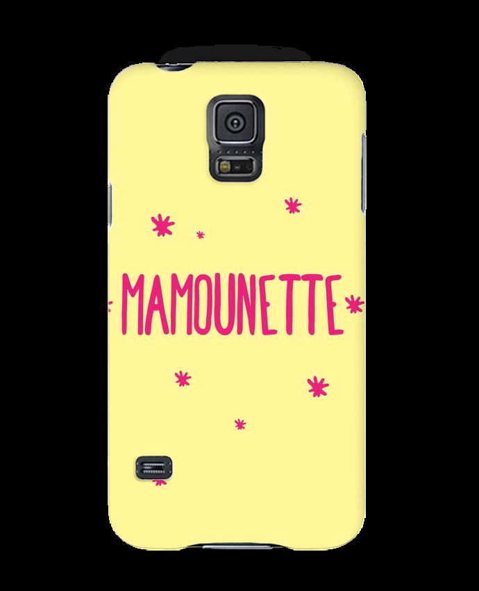 Coque 3D Samsung Galaxy S5 Mamounette par tunetoo
