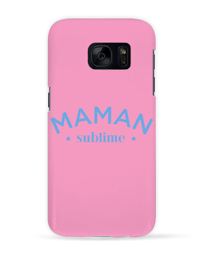 Coque 3D Samsung Galaxy S7 Maman sublime par tunetoo