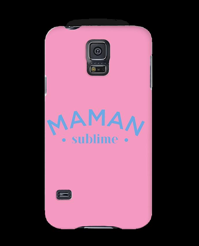 Coque 3D Samsung Galaxy S5 Maman sublime par tunetoo