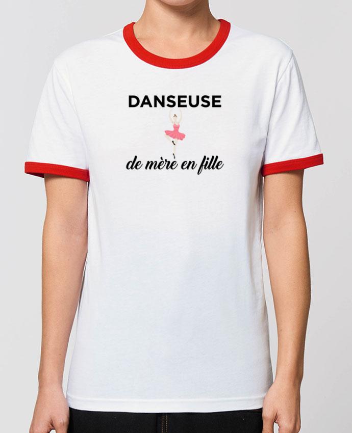 T-shirt Danseuse de mère en fille partunetoo