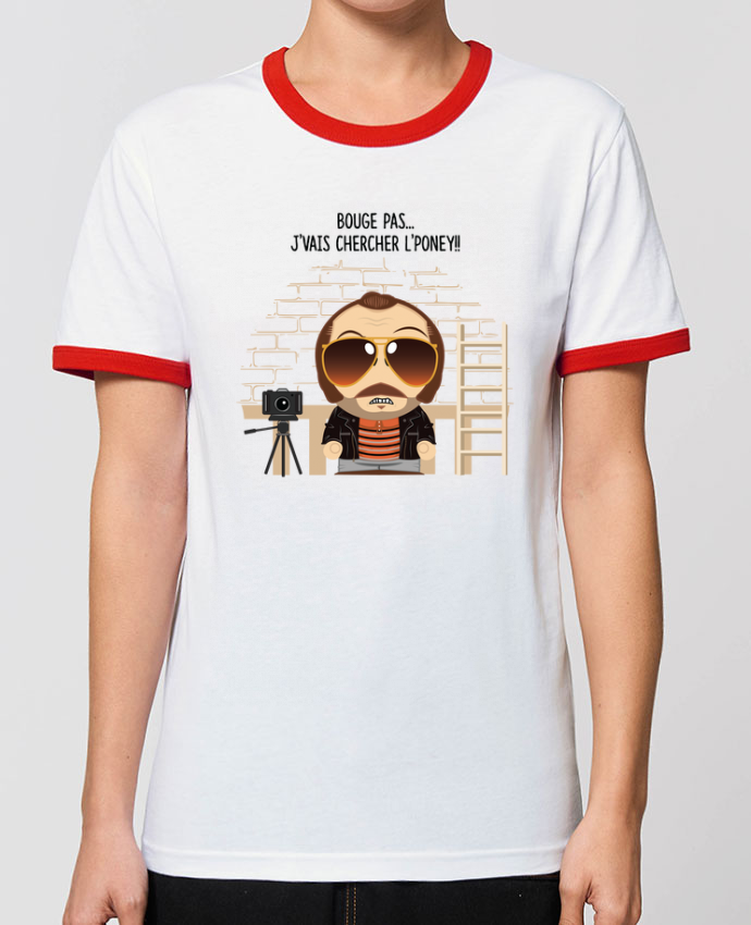 T-shirt Claudy Focan et le Poney parPTIT MYTHO