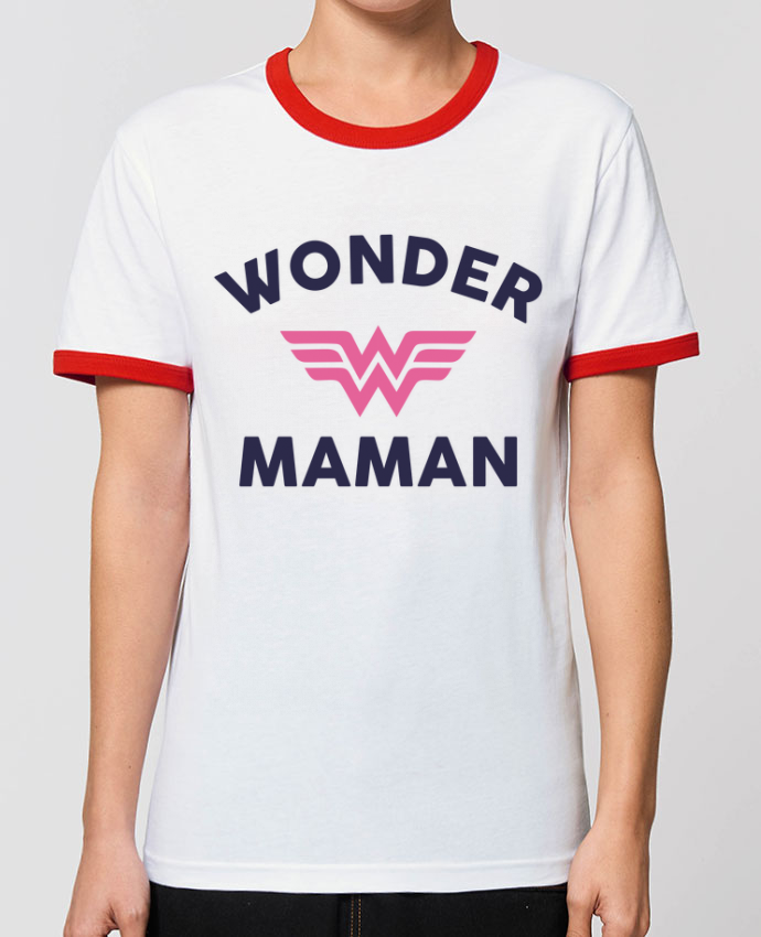 T-shirt Wonder Maman partunetoo