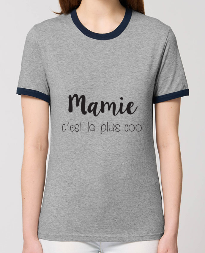 T-shirt Mamie c'est la plus cool parMila-choux