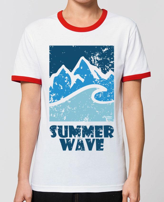 T-shirt SummerWAVE-02 parMarie