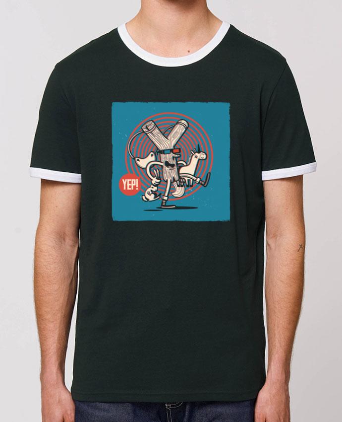 T-shirt YEP! Lance Pierre 3D parYEP!