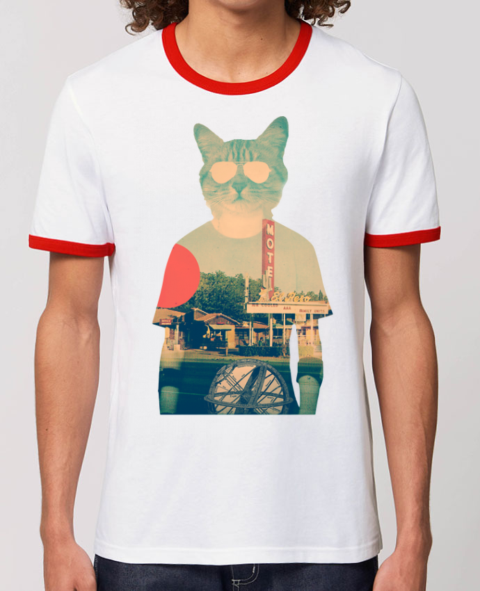 T-shirt Cool cat parali_gulec