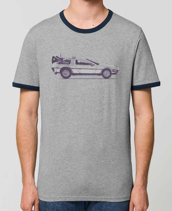 T-shirt Dolorean parFlorent Bodart