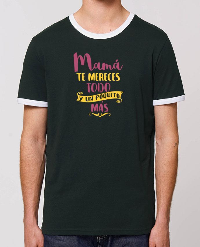 T-shirt Mamá te mereces todo y un poquito más partunetoo