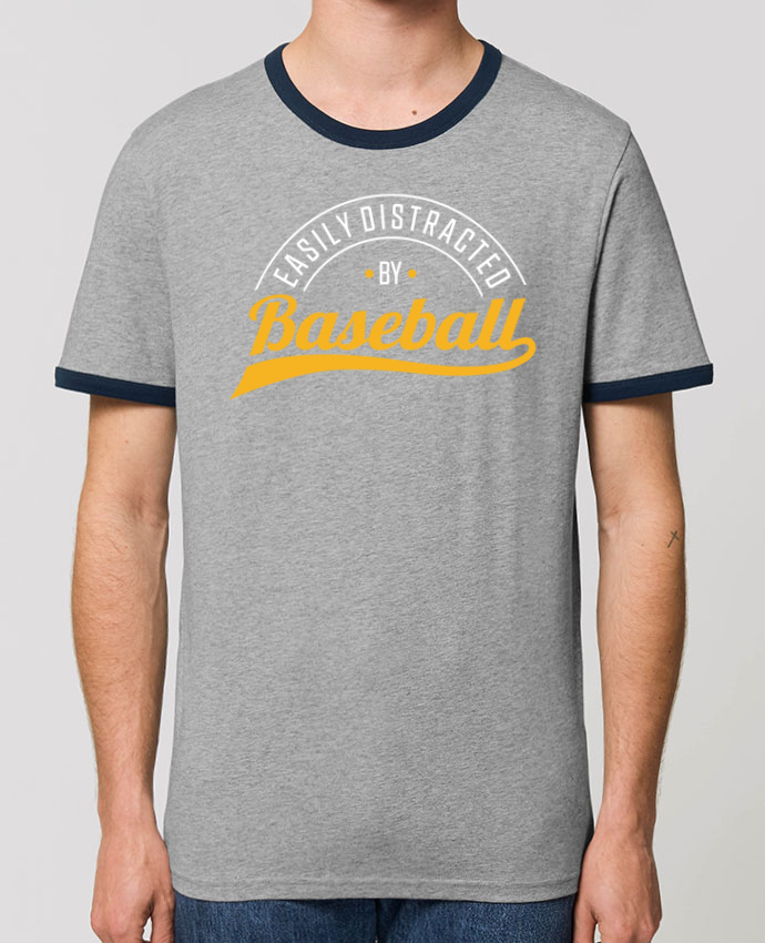 T-shirt Distracted by Baseball par Original t-shirt