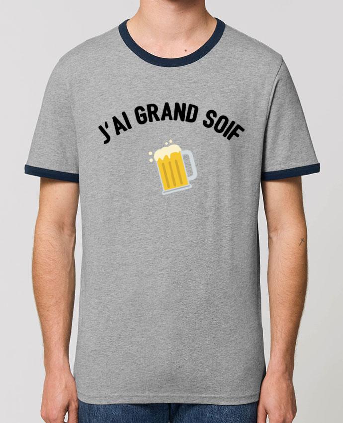 T-shirt J'ai grand soif ! partunetoo