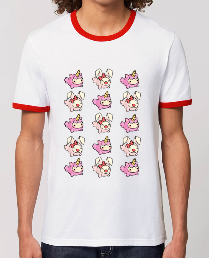 T-shirt Mini Conejitos Cosplay parMaaxLoL