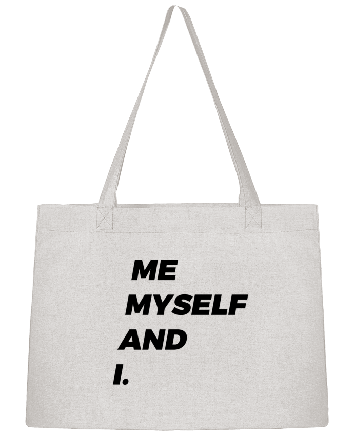 Sac Cabas Shopping Stanley Stella me myself and i. par tunetoo