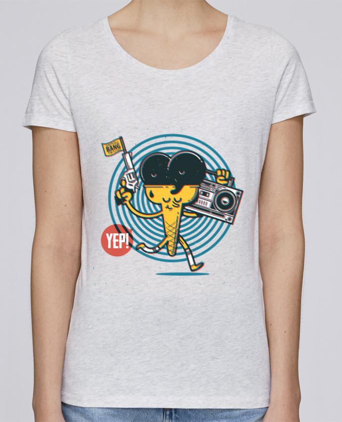 T-shirt Femme Stella Loves YEP! Ice Cream par YEP!