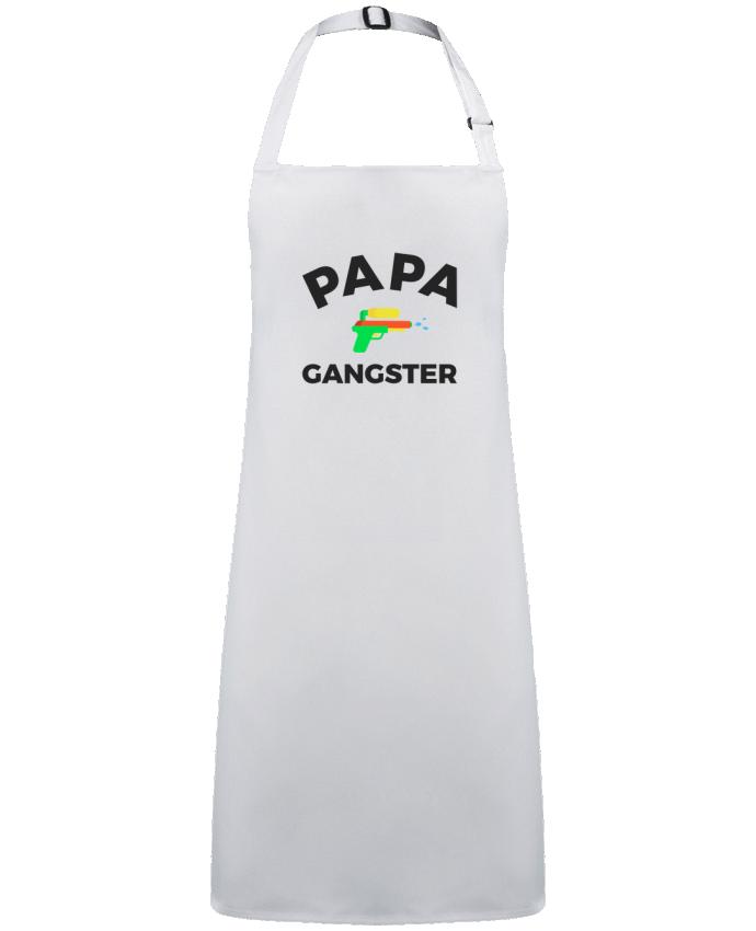 Tablier Sans Poche Papa Ganster par  Ruuud