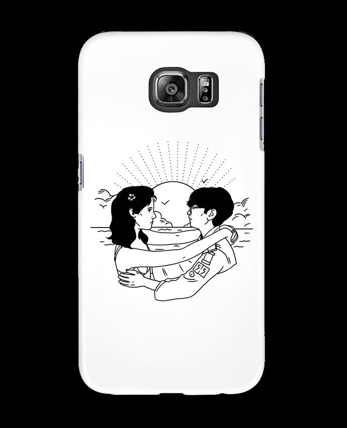 Coque 3D Samsung Galaxy S6 Moonrise Kingdom - tattooanshort