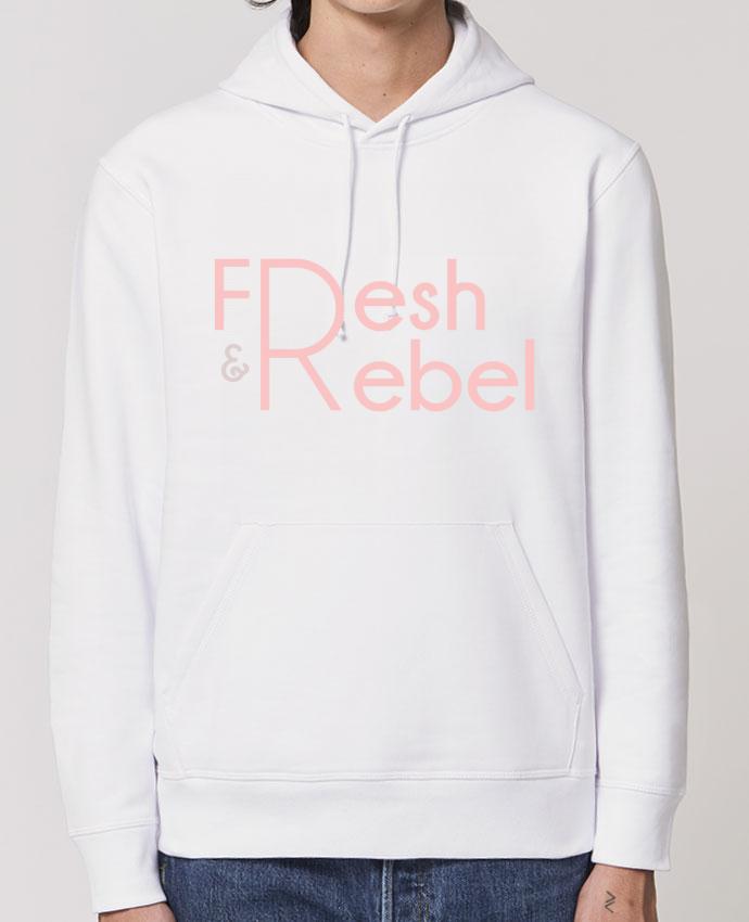 Hoodie Fresh and Rebel Par tunetoo