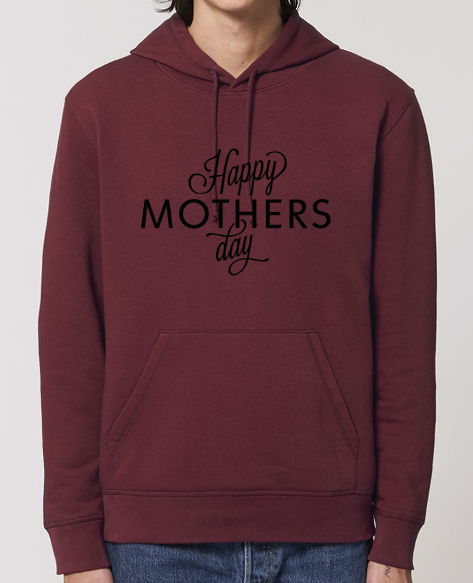 Hoodie Happy Mothers day Par tunetoo