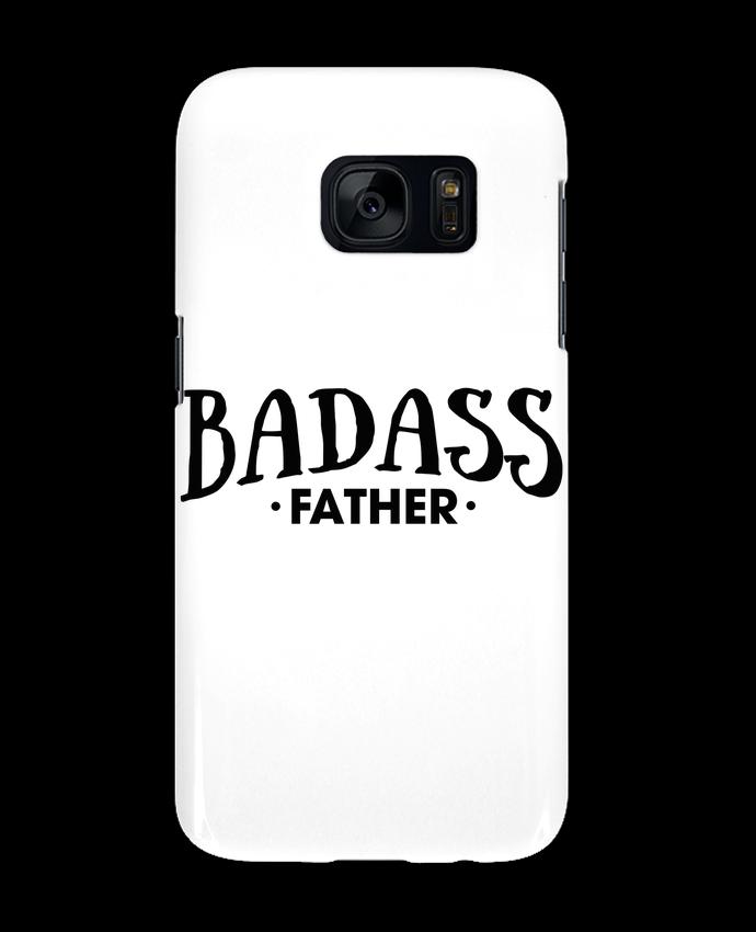 Coque 3D Samsung Galaxy S7 Badass Father par tunetoo