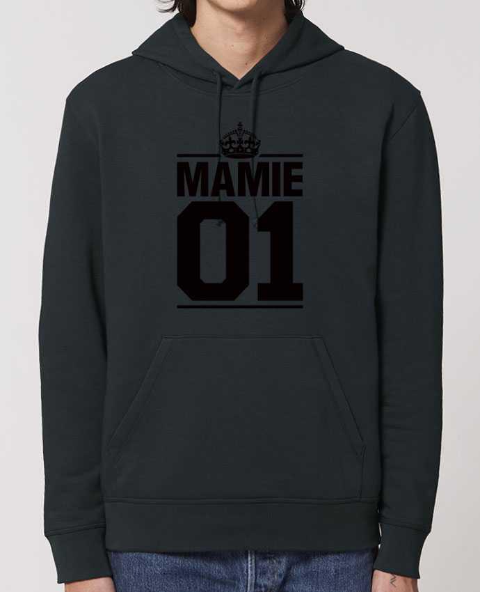 Hoodie Mamie 01 Par Freeyourshirt.com