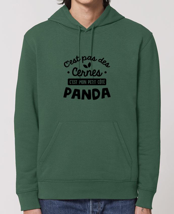 Hoodie C'est pas des cernes cadeau Par Original t-shirt
