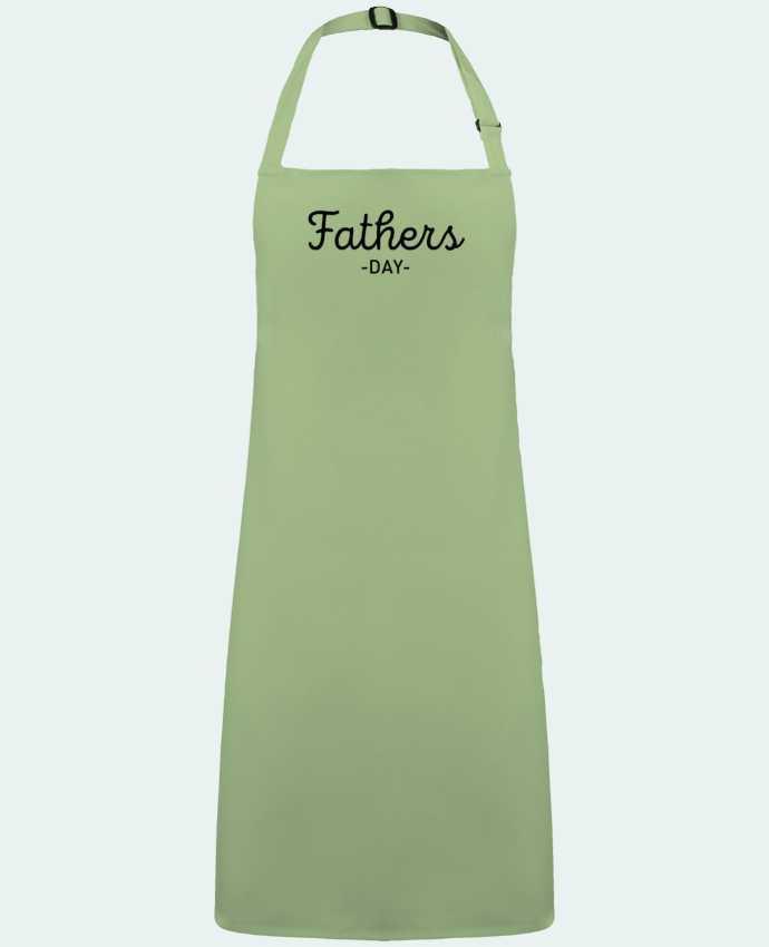 Tablier Sans Poche Father's day par  tunetoo