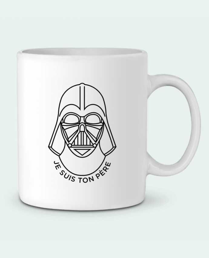 Mug en Céramique Je suis ton père par tunetoo