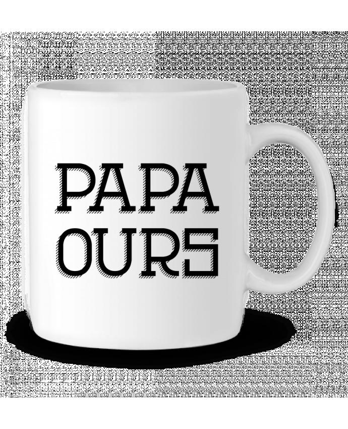 Mug en Céramique Papa ours par tunetoo