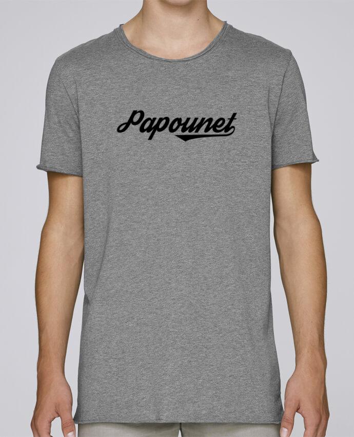 T-shirt Homme Oversized Stanley Skates Papounet par tunetoo