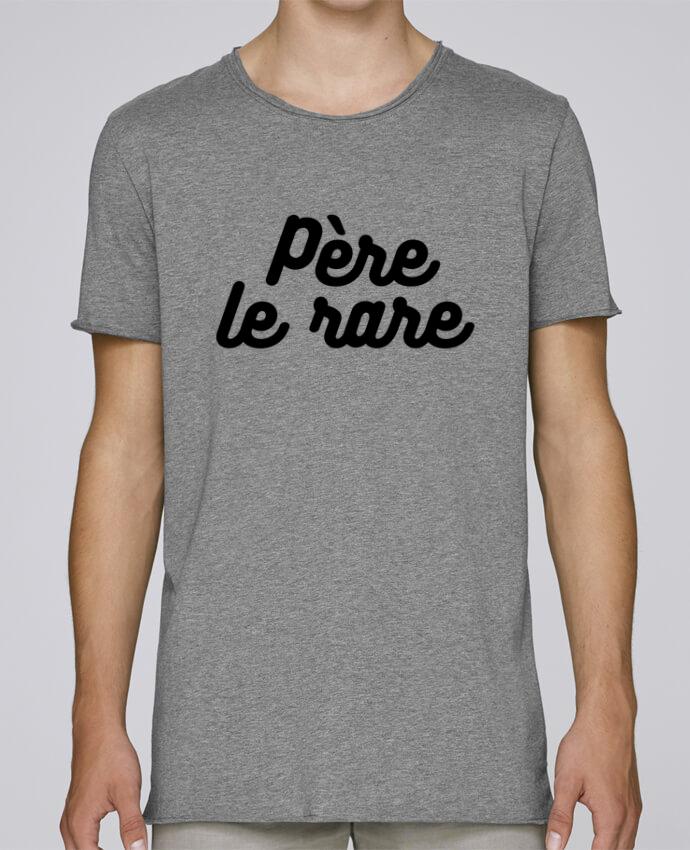 T-shirt Homme Oversized Stanley Skates Père le rare par tunetoo