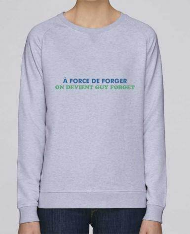 Sweat Col Rond Femme Stella Trips A force de forger par tunetoo