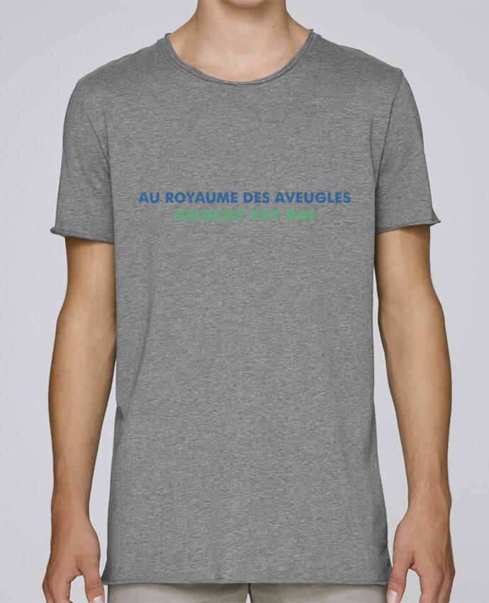 T-shirt Homme Oversized Stanley Skates Au royaume des aveugles par tunetoo