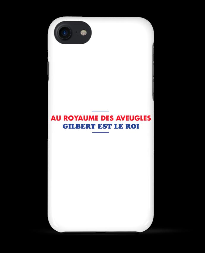 Coque 3D Iphone 7 Au royaume des aveugles de tunetoo