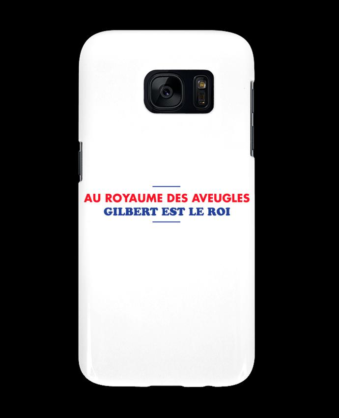 Coque 3D Samsung Galaxy S7  Au royaume des aveugles par tunetoo