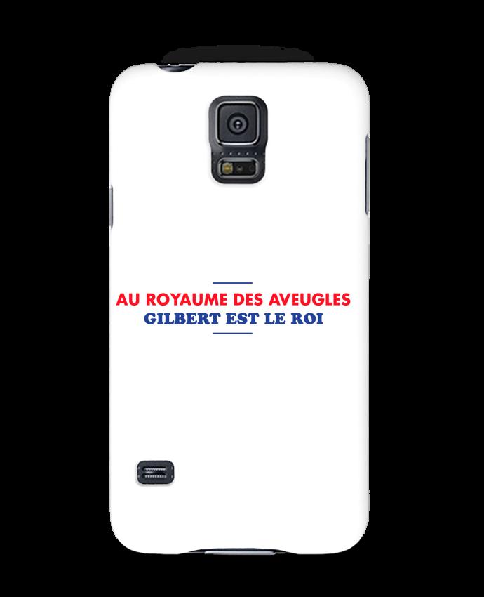 Coque 3D Samsung Galaxy S5 Au royaume des aveugles par tunetoo