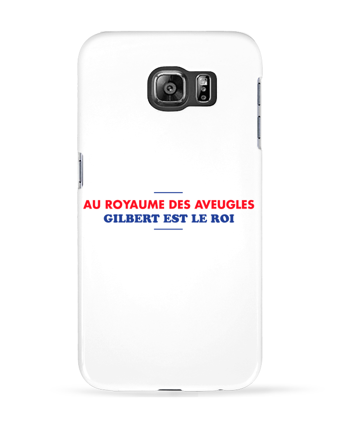 Coque 3D Samsung Galaxy S6 Au royaume des aveugles - tunetoo