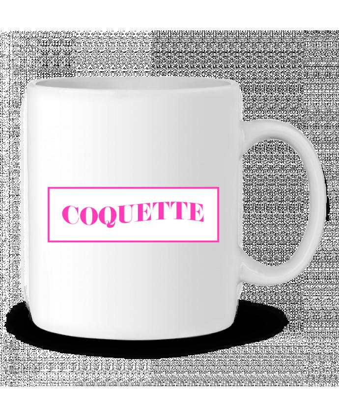 Mug en Céramique Coquette par tunetoo