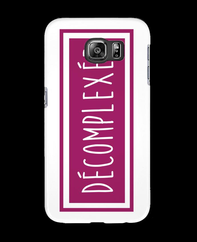Coque 3D Samsung Galaxy S6 Décomplexée - tunetoo