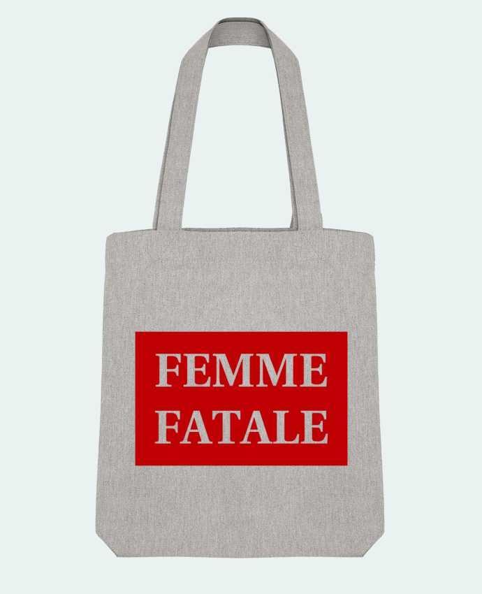Tote Bag Stanley Stella Femme fatale par tunetoo