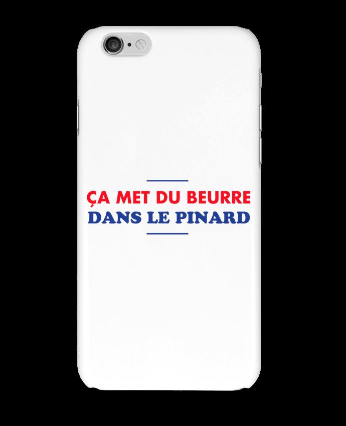 Coque 3D Iphone 6 Ça met du beurre par tunetoo