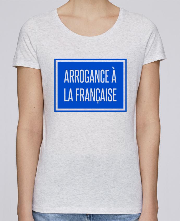 T-shirt Femme Stella Loves Arrogance à la française par tunetoo