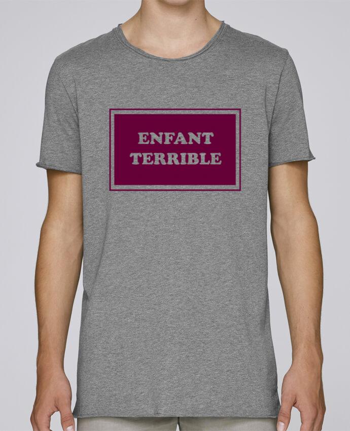 T-shirt Homme Oversized Stanley Skates Enfant terrible par tunetoo